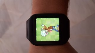 Plants vs. Zombies Watch Face imagen 1 Thumbnail