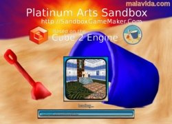 Platinum Arts Sandbox bild 7 Thumbnail