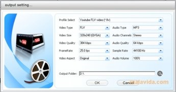 Plato FLV to Video Audio Converter imagem 2 Thumbnail