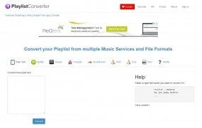 Playlist Converter image 1 Thumbnail