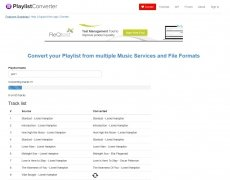 Playlist Converter immagine 6 Thumbnail