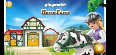 PLAYMOBIL Granja de caballos imagen 2 Thumbnail