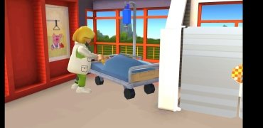 PLAYMOBIL Children's Hospital Изображение 1 Thumbnail