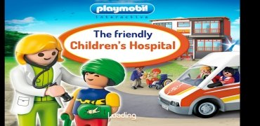 PLAYMOBIL Children's Hospital Изображение 2 Thumbnail