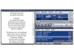 Plugin Letras para Winamp imagen 3 Thumbnail