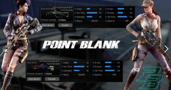 Point Blank image 1 Thumbnail