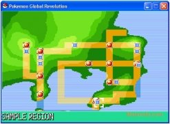Pokemon Global Revolution image 6 Thumbnail