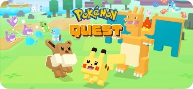 Pokémon Quest immagine 1 Thumbnail