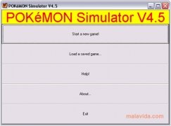 Pokemon Simulator immagine 4 Thumbnail