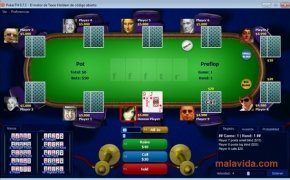 PokerTH  1.1.1 Español imagen 2