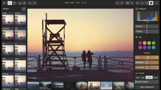 Polarr Photo Editor imagem 5 Thumbnail