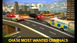 Police Mini Bus Crime Pursuit 3D image 5 Thumbnail