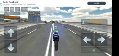 Police Motorbike Simulator 3D imagem 3 Thumbnail