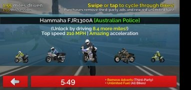 Police Motorbike Simulator 3D imagem 6 Thumbnail