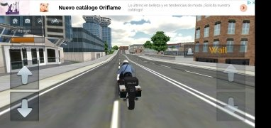 Police Motorbike Simulator 3D imagem 7 Thumbnail