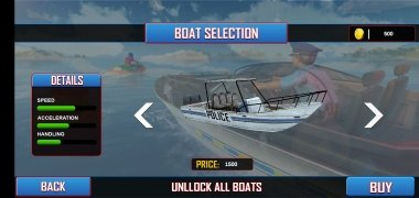 Police Speed Boat Gangster Chase imagen 3 Thumbnail