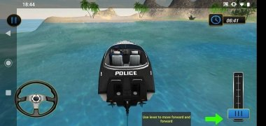 Police Speed Boat Gangster Chase imagen 4 Thumbnail