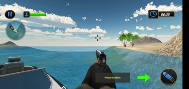 Police Speed Boat Gangster Chase imagen 5 Thumbnail