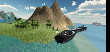Police Speed Boat Gangster Chase imagen 6 Thumbnail