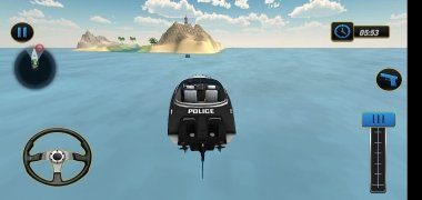 Police Speed Boat Gangster Chase imagen 7 Thumbnail