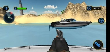 Police Speed Boat Gangster Chase imagen 8 Thumbnail