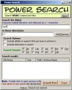 Power Search image 1 Thumbnail