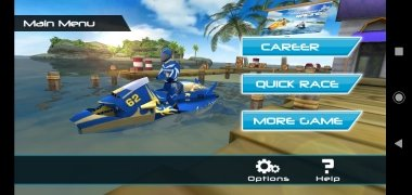 Powerboat Racing 3D bild 3 Thumbnail