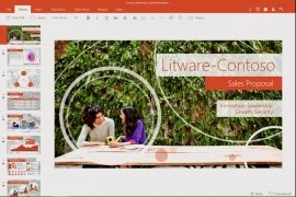PowerPoint Mobile immagine 1 Thumbnail