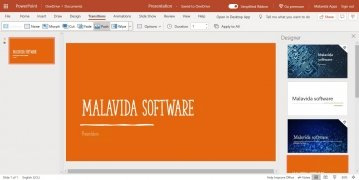 PowerPoint Online image 6 Thumbnail