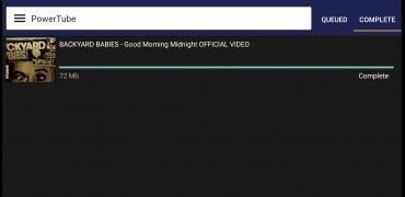 PowerTube 4.9.9 Apk Mod (Unlocked) 2