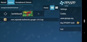 PPSSPP - PSP Emulator Изображение 6 Thumbnail