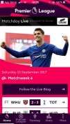 Premier League - Official App bild 4 Thumbnail