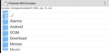 Pretendo NDS Emulator image 1 Thumbnail
