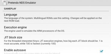 Pretendo NDS Emulator image 2 Thumbnail