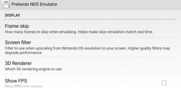 Pretendo NDS Emulator image 3 Thumbnail