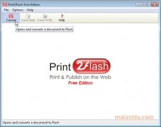 Print2Flash image 1 Thumbnail