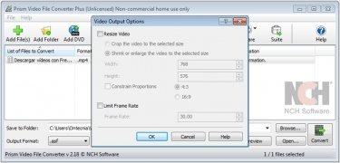 Prism Video Converter immagine 3 Thumbnail