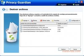 Privacy Guardian imagen 4 Thumbnail