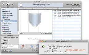 ProtectMac AntiVirus imagen 4 Thumbnail