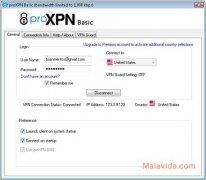 proXPN Изображение 1 Thumbnail