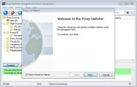 Proxy Switcher image 1 Thumbnail