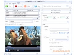 Puma Video To 3GP Converter imagen 1 Thumbnail