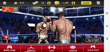 Punch Boxing 3D imagen 4 Thumbnail