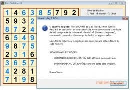 Pure Sudoku immagine 4 Thumbnail