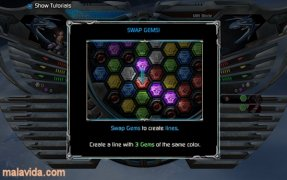 Puzzle Quest: Galactrix Изображение 5 Thumbnail