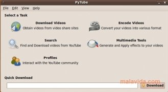 PyTube imagen 1 Thumbnail