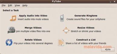 PyTube imagen 2 Thumbnail