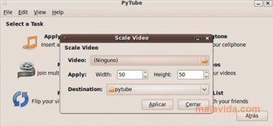 PyTube imagen 3 Thumbnail