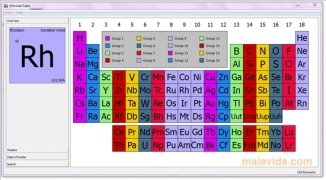 QPeriodicTable immagine 1 Thumbnail