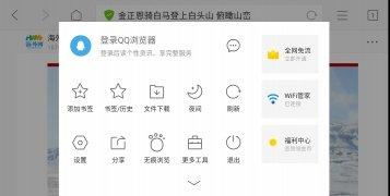 QQ Browser imagen 4 Thumbnail